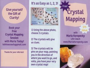 free Crystal Mapping Session.