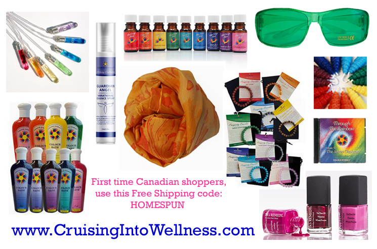 Cruising into Wellness online store.