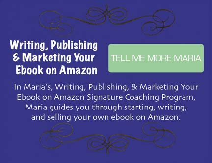 Writing ebooks for Amazon